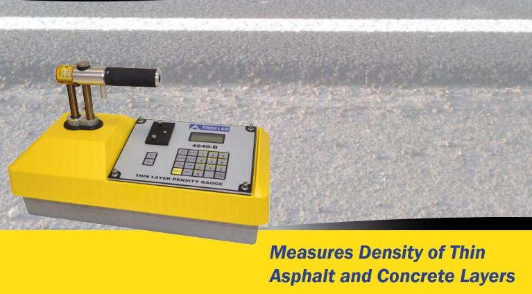Thiết bị đo độ chặt lớp mỏng 4640-B