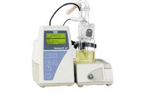 Máy xác định hàm lượng nước trong dầu TitroLine® KF trace